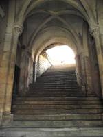 Rocamadour 31 - Sanctuary by HermitCrabStock