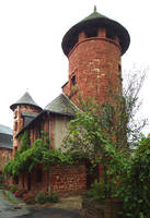Collonges 29 - Twin towers by HermitCrabStock