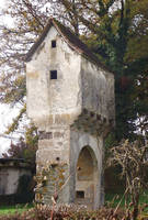 Lavergne - dovecote by HermitCrabStock