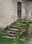 Montvalent - old stairs 02
