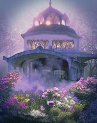 Fairyland lodge by HermitCrabStock