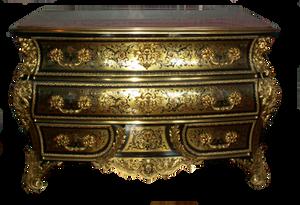 Versailles chest by HermitCrabStock