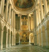 Versailles chapel 2 by HermitCrabStock