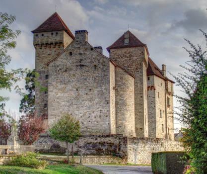 Medieval Castle of Curemonte 09