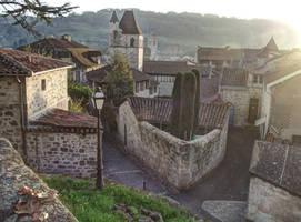 Figeac 40 - Chateau Du Viguier Du Roy by HermitCrabStock