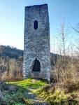 Medieval tower - Peyrusse-le-Roc 04