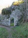 Medieval gate - Peyrusse-le-Roc 08