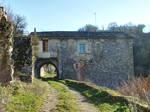Medieval gate - Peyrusse-le-Roc 12