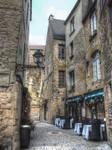 Medieval town - Sarlat 01