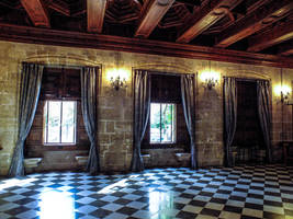 Valencia 13 - Medieval room by HermitCrabStock