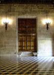 Valencia 14 - Medieval room and door