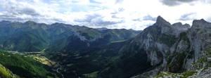 Picos de Europa 146 - Panorama high mountains