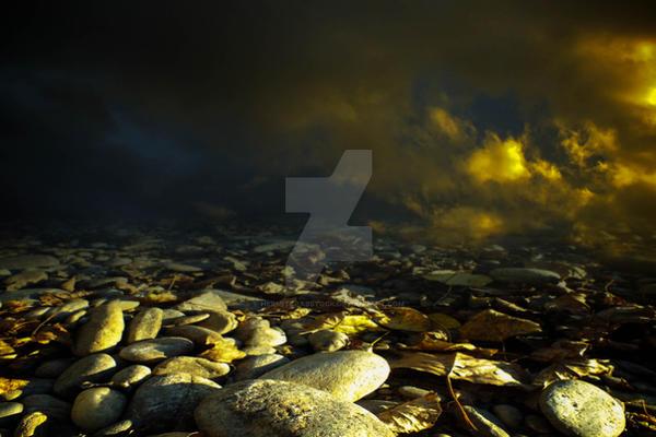 Premade 04 - Dark background by HermitCrabStock