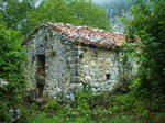 Asturias 2013 (28) - Old barn