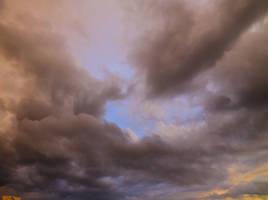 Sky 60 A - Sunset by HermitCrabStock