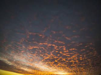 Sky 62A - Sunset by HermitCrabStock