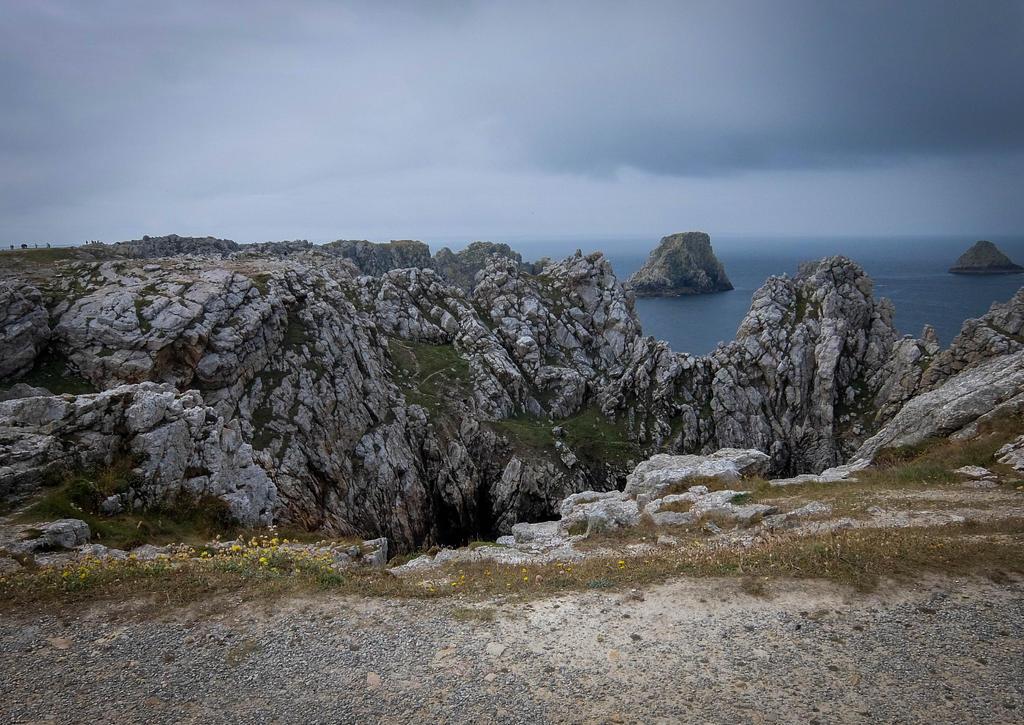 Brittany 02 - Seaside rocks by HermitCrabStock