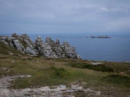 Brittany 01 - Seaside rocks by HermitCrabStock