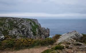 Brittany 09 - Seaside Rocks by HermitCrabStock