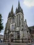 Brittany 22 - Quimper Cathedral