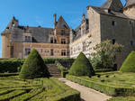 Chateau du Montal 036 - Castle and French Garden