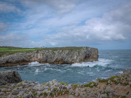 Asturias 17084 - Sea and Cliff by HermitCrabStock