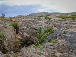 Asturias 17082 - Rocks and Chasm by HermitCrabStock