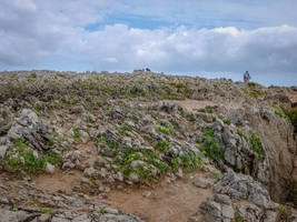 Asturias 17081 - Rocks and Chasm by HermitCrabStock