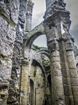 Ruined Abbey 03 - Marcilhac 2018