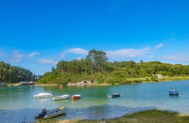 Asturias - DSCF5506 - Lake