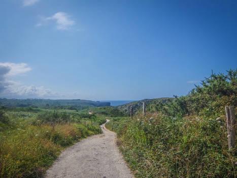 Asturias - DSCF5501 - Path
