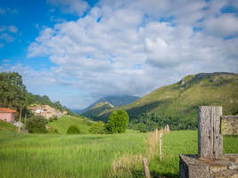 Asturias - DSCF5522 - Mountains