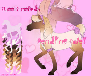 [OPEN] Sweets Melody Adopt