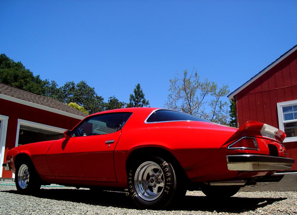 77' Camaro 12 by SYSPLUCK