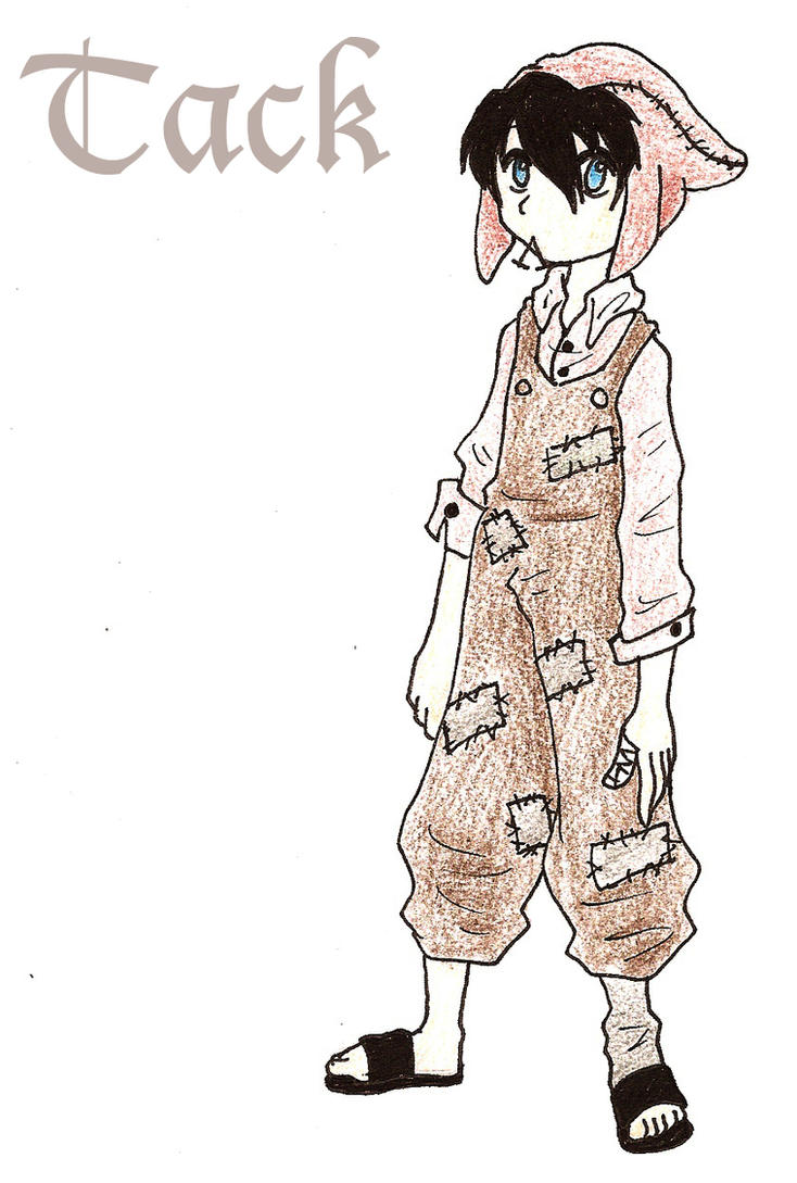 Tack the Cobbler by Kiki-Hyuga on DeviantArt Tack The Cobbler Costume