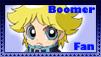 Boomer Stamp by La-Mishi-Mish