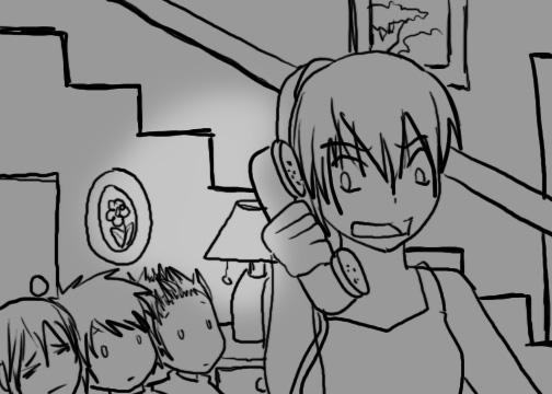 The Babysitter by Kiki-Hyuga