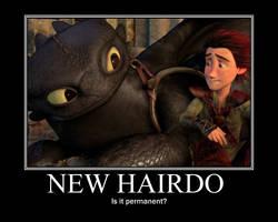 New Hairdo by La-Mishi-Mish