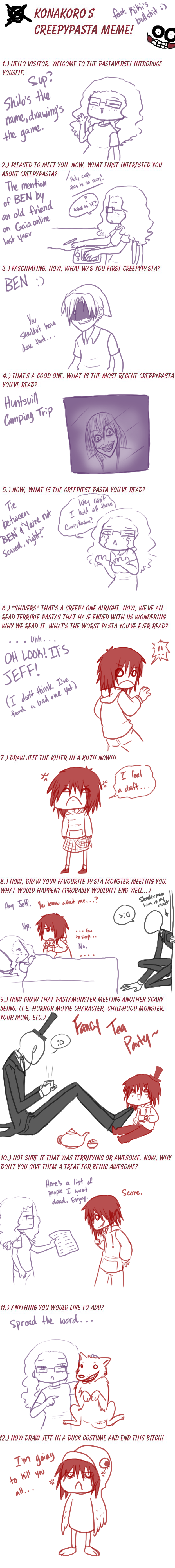 CreepyPasta Meme? by Kiki-Hyuga