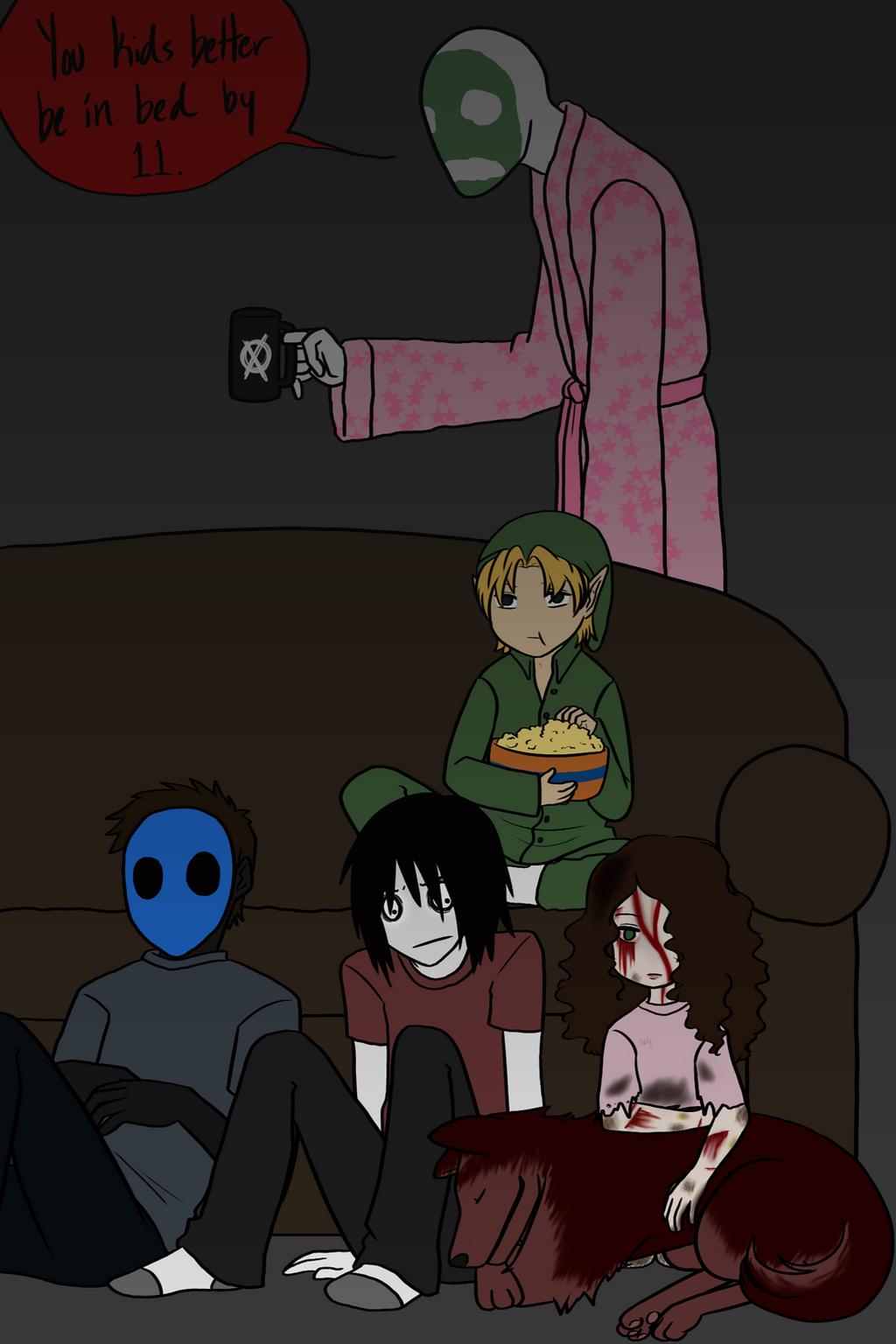 Slumberparty.lol by Kiki-Hyuga