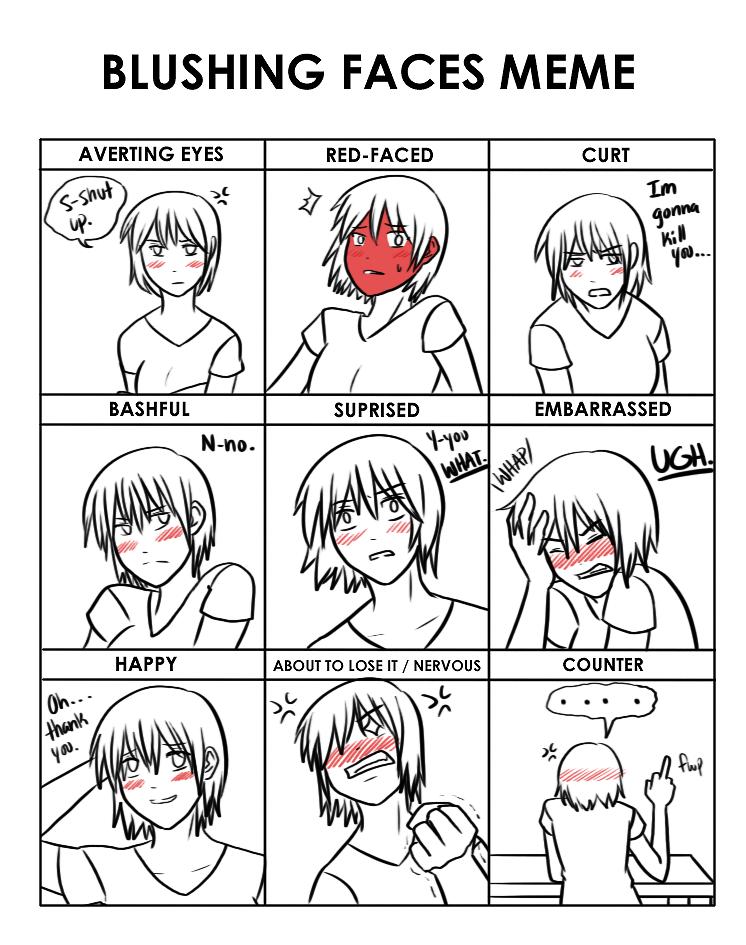 blushing_faces_meme___hirumi_by_kiki_hyuga d55zs7e blushing faces meme hirumi by la mishi mish on deviantart