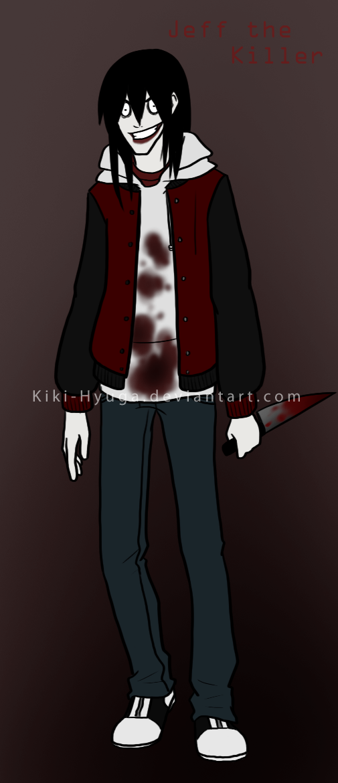 Older Jeff the Killer by Kiki-Hyuga