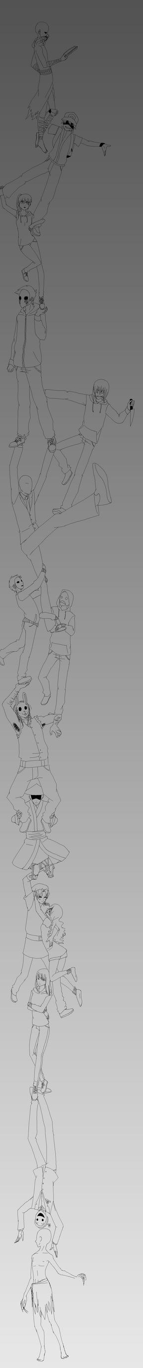 Durarara CreepyPasta Crossover by Kiki-Hyuga