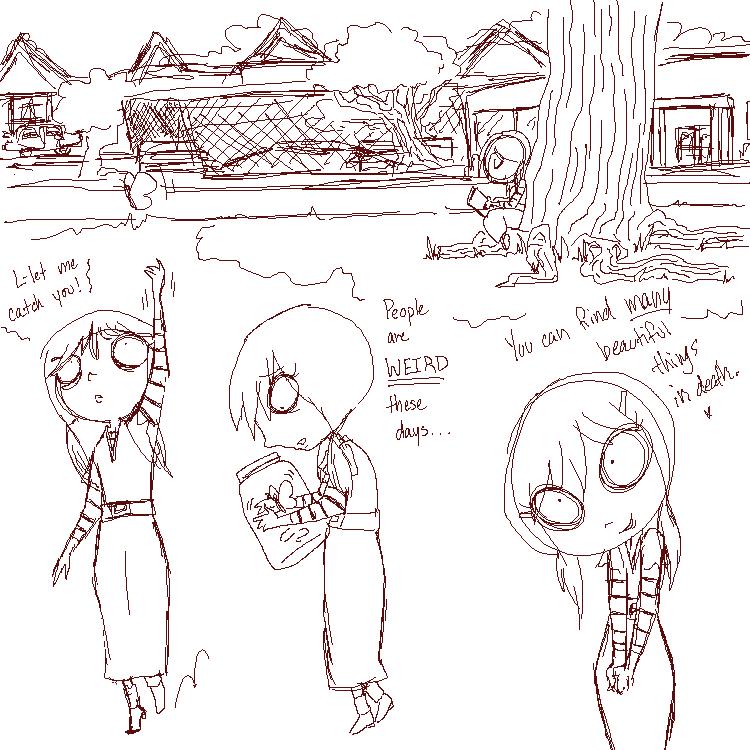 Beatrix doodles by Kiki-Hyuga