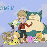 Pokemon Trainer Charlie