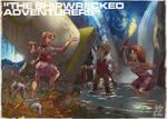 Shipwrecked Adventurers
