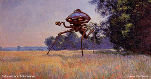 Monet and martians