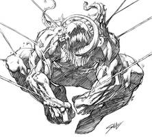 Ultimate Venom by DVSmallville