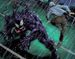 Peter Parker vs Venom (Ultimate)