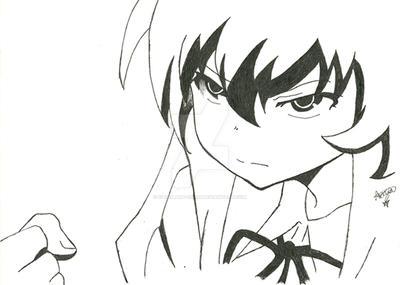 Aisaka Taiga by CarolArt-chan